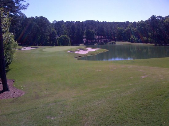 Greensboro, GA: Oconee Golf Course