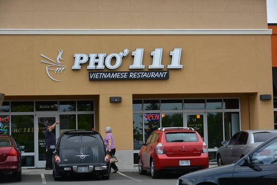 Lacey, Вашингтон: Pho'111 off Martin Way East