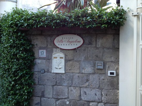 Relais Villa Angiolina: Villa sigange