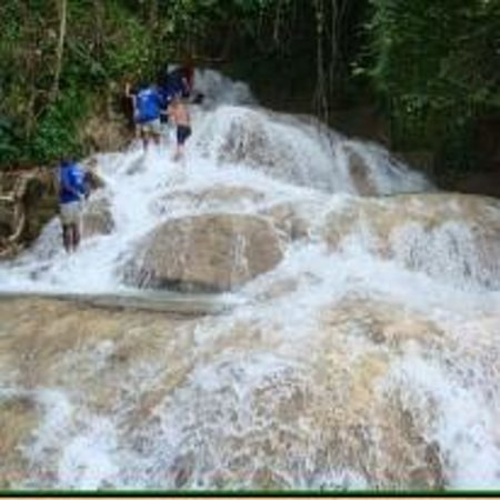 Daina Taxi & Tours Private Tours: Dunns River Falls