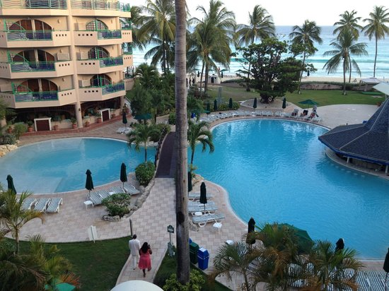 Accra Beach Hotel & Spa: View from room 329