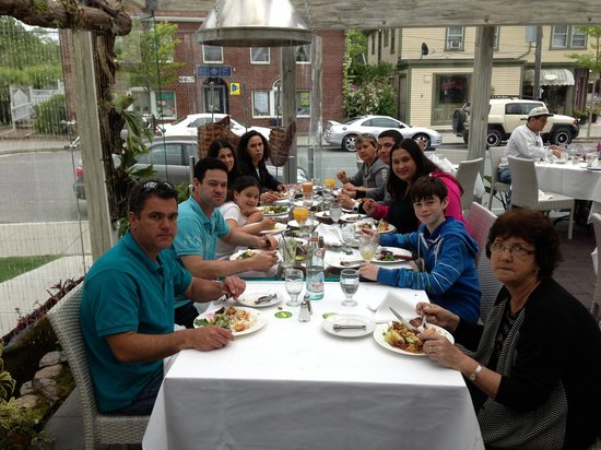 Brazilian Grill : Family lunch