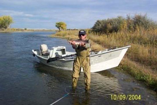 Efferson Outfitters Fly Fishing : Big Horn River