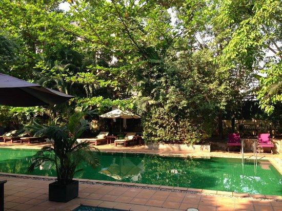 The Kabiki: Pool Area