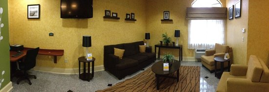 Sleep Inn & Suites: Business Center