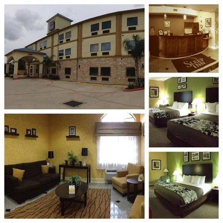 Sleep Inn & Suites : Hotel & Grounds