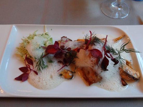 Wasa Alle Restaurang : 魚料理