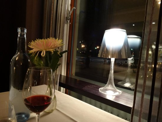 Wasa Alle Restaurang : 夜景
