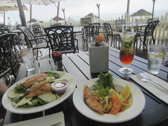 Seven Stars Resort & Spa : lunch
