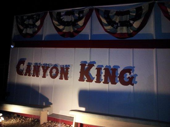 Canyon King Pizzeria: The Canyon King