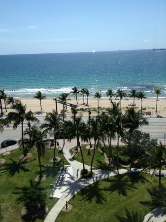 Sonesta Fort Lauderdale Beach: beautiful view