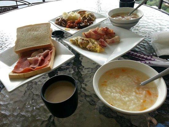 Sunnydale House: Breakfast