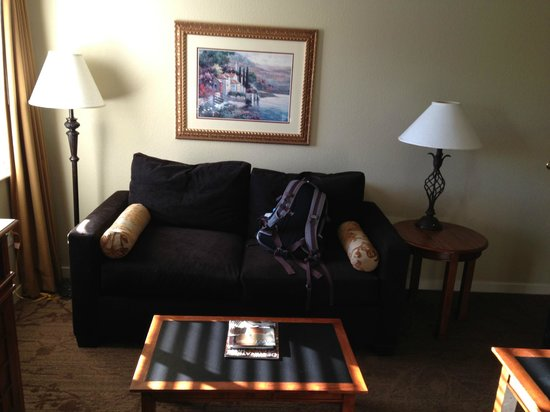 HYATT house San Ramon : Room 320