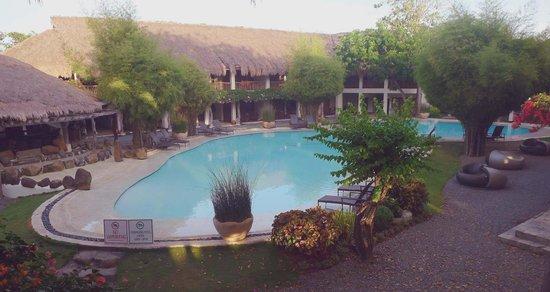 Bluewater Maribago Beach Resort: Amuma Spa Suite view
