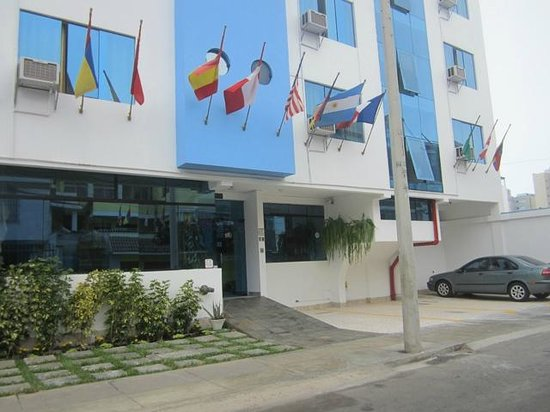 Hotel Soul Mate Inn: entrada del hotel