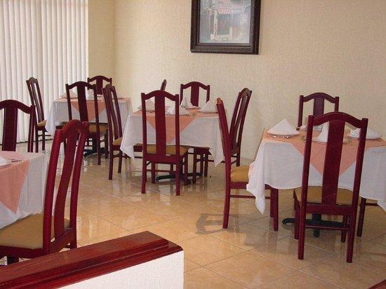 Hotel Principado Tijuana: restaurant