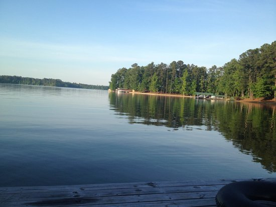 Georgia: Lake oconee