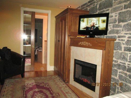 Hotel Acadia: CHAMBRE - TRÈS PROPRE