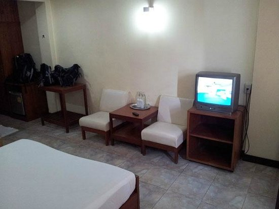 Tapee Hotel: Spacious