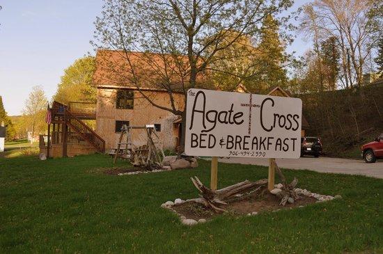 写真The Agate Cross Bed & Breakfast, LLC枚
