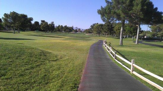 Las Vegas National Golf  Club: .