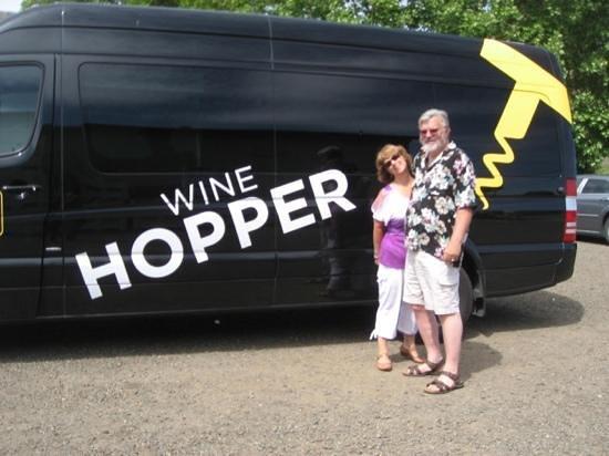 Wine Hopper Tours Foto
