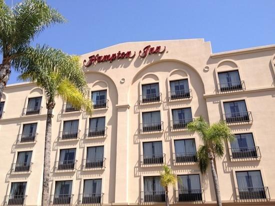 Hampton Inn Los Angeles / Carson / Torrance: fachada