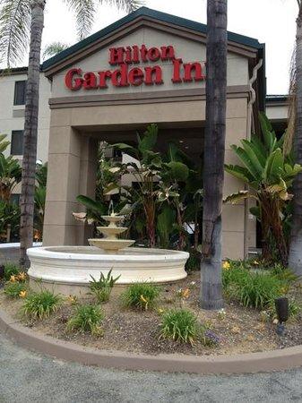 Hilton Garden Inn Los Angeles Montebello: isolado bom para descansar