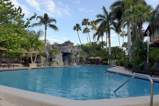 Embassy Suites by Hilton Fort Lauderdale 17th Street: Pool area