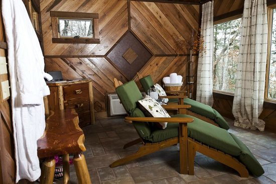 Stonewater Cove Resort and Spa: Treehouse Spa