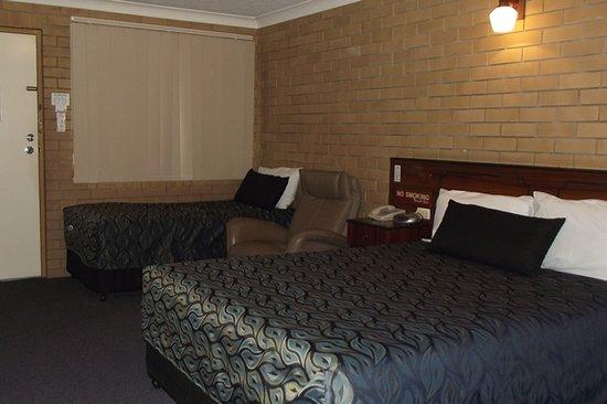 Chermside Motor Inn: Twin Room