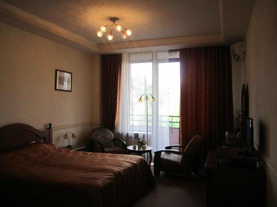 TiSO Apart-hotel: номер