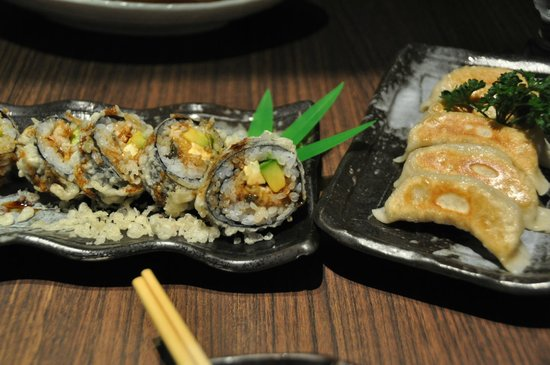 Kaizen Sushi: Well presented