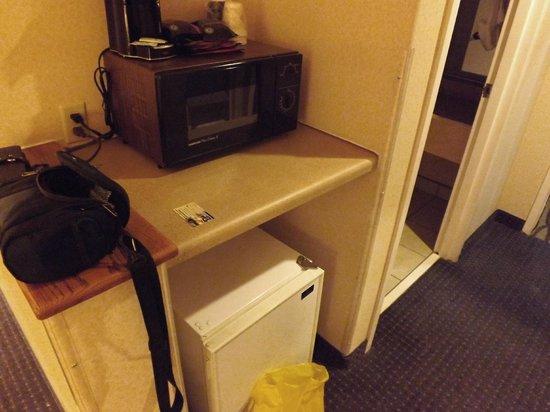 Santa Fe Comfort Inn: 5