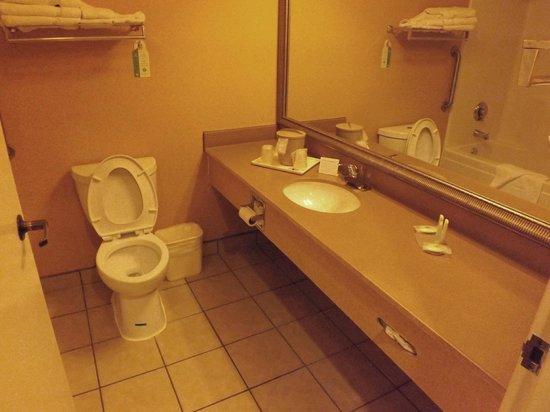 Santa Fe Comfort Inn: 4