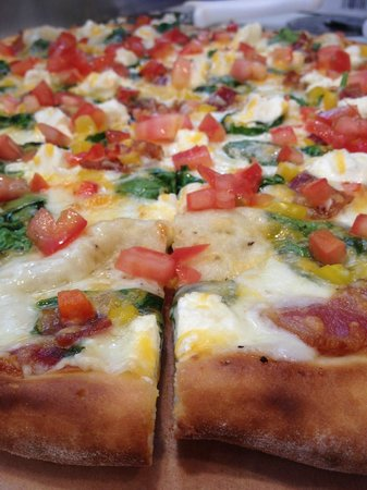 Humdinger's Gourmet Pizza Co.: South Of The Border Pizza
