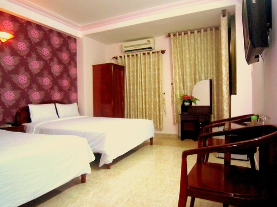 Thuy Tien Hotel: Family Room