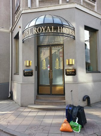 Hotel Royal Gothenburg: Hotel facade
