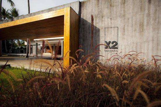 X2 Koh Samui Resort - All Spa Inclusive: X2 Samui Entrance