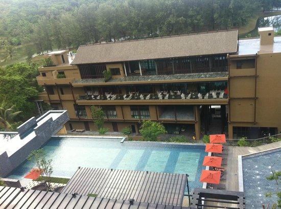 Sunsuri Phuket: View from restaurant