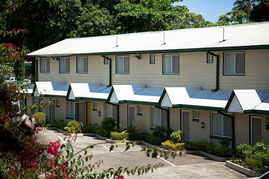 accommodation in lae png