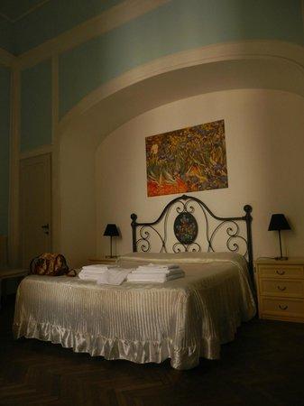 Soggiorno Pitti: camera spaziosa