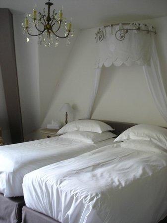 Domaine de Beaupré : Notre chambre