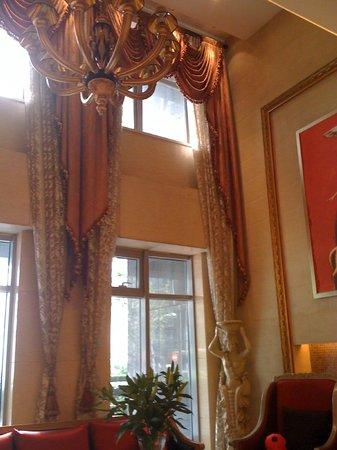 Zhubang Sunshine Hotel: Hotel Lobby