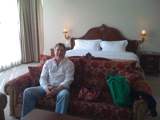 Zhubang Sunshine Hotel: One of the rooms
