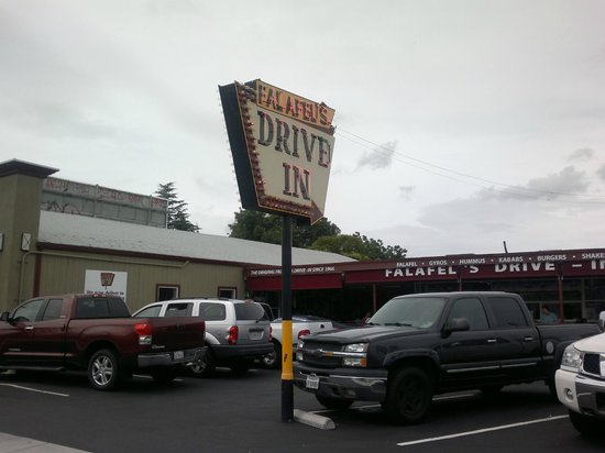 Falafel Drive-In: Yummy food