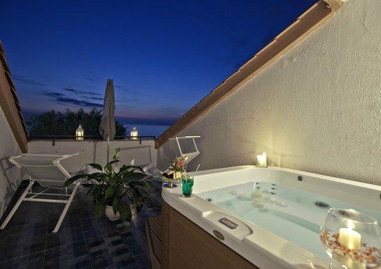 relax in terrazza - Picture of Hotel San Paolo, Palinuro - TripAdvisor