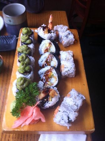 Shima Restaurant: Rolls