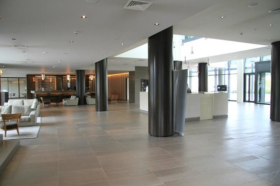 DoubleTree by Hilton Venice North: Reception