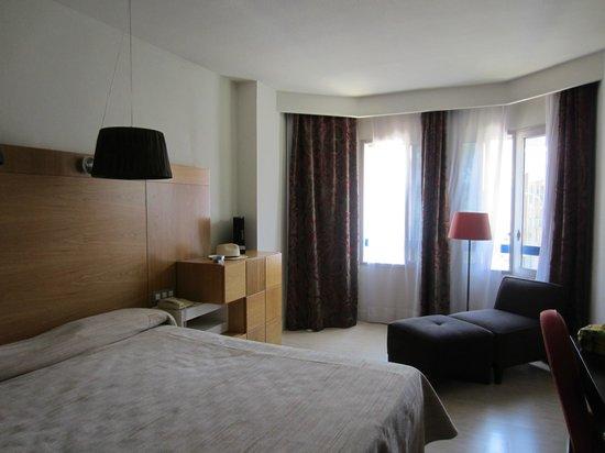 Hesperia Sevilla: Habitación doble